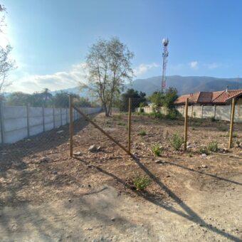 Excelente terreno urbano de 1.300 mt2
