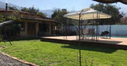 Hermosa casa en Olmué a pasos del centro