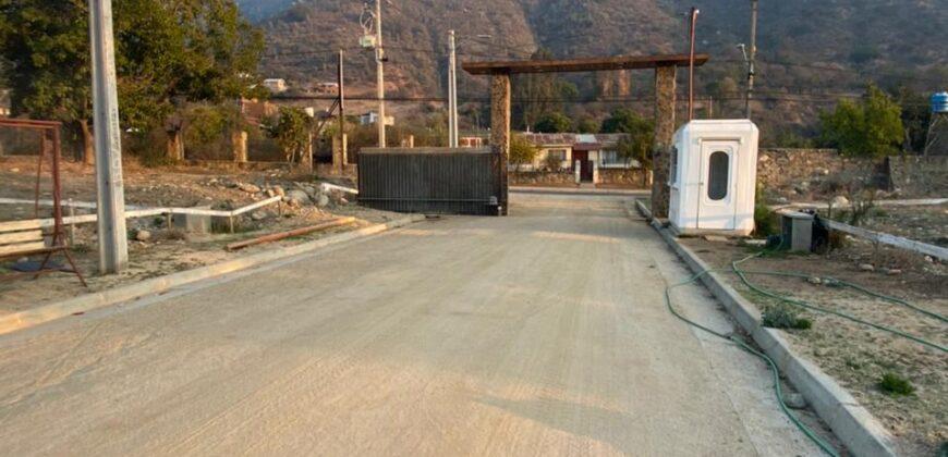Brisas de Olmué, Terrenos de 500 m²