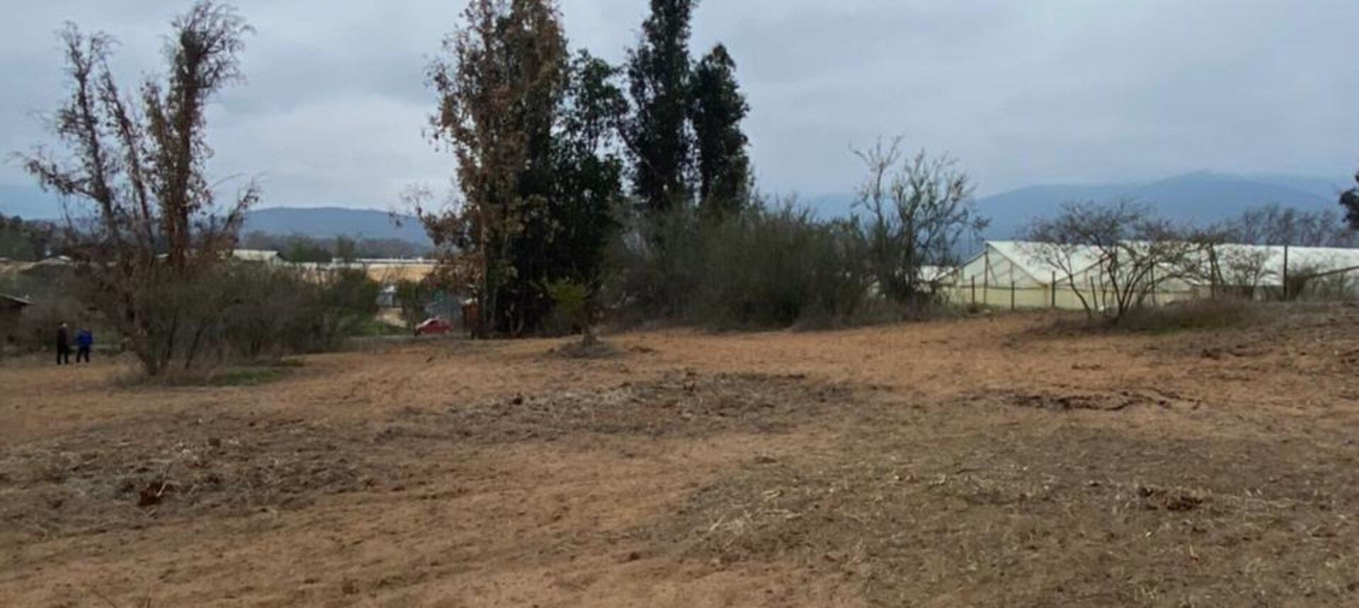 Excelente Parcela en Limache